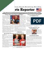 September 13 - 19, 2017  Sports Reporter