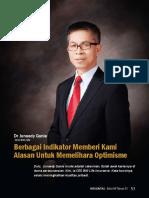 Dr Junaedy Ganie (CEO BNI Life)
