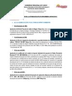 Informe Preliminar Análisis de Pma Antapaccay