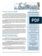 Jul-Aug 2006 Atlantic Coast Watch Newsletter
