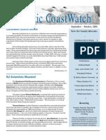 Sep-Oct 2006 Atlantic Coast Watch Newsletter