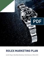 Rolex Strategic Marketing Plan_Case Study.pdf