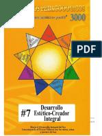 007 Desarrollo Estetico-Creador Integral P3000 2013