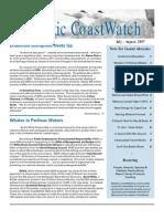 Jul-Aug Atlantic Coast Watch Newsletter