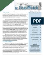 Jan-Feb 2008 Atlantic Coast Watch Newsletter