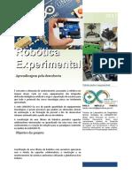 Projeto Robótica Experimental