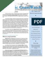 Jul-Aug 2008 Atlantic Coast Watch Newsletter