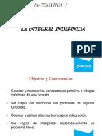 Integración Indefinida12344