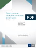 Competitividad Complejo Lacteo Santafesino