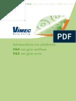 Plataforma Salvaescalera Recta v16