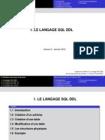 03 Utilisation Des BD (SQL DDL)