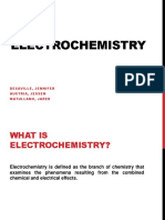 Electrochemistry Section A