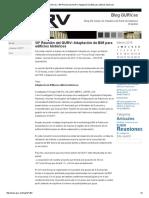 50a Reunión Del GURV - Adaptación Del BIM Para Edificios Historicos - Blog GURV