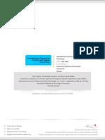 Desarrollo y Validación de La Versión Española de La Spouse-Specific Dependency Scale (SSDS)