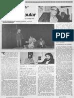 Grupo El Telón Hacia Un Teatro Popular