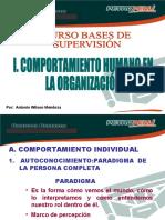 Comportamiento en La Organización - Comunicaciones - Antonio Wilson