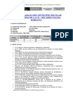Plan de Municipio Escolar 20166666