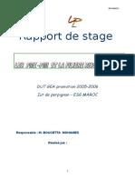 Rapport de Stage Titima