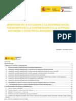 Beneficios en La Cotización a La Seguridad Soc