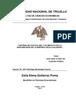 Gutierrez Zoila