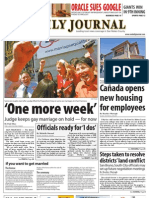 08-13-10 issue of the Daily Journal
