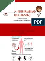 Lepra Enfermedad de Hansen