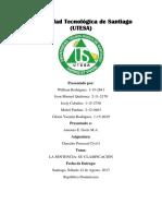Clasificación de Las Sentencias en Materia Civil en Rep. Dominicana