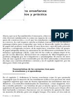 Captulo 5 Biggs La Buena Ensenanza Principios y Practica