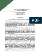 Concepto y Reconocimiento Legal de la Familia de Hecho.pdf