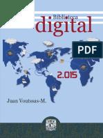 Biblioteca Digital 2015