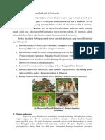 Persebaran Flora Dan Fauna Endemik Di Indonesia