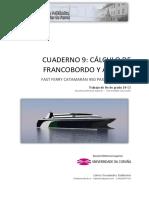 Calculo de Francobordo y Arqueo