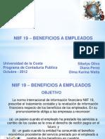Niif19 Beneficiosaempleados 121006192905 Phpapp01