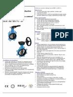 Brochure KSB Valvulas