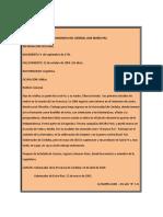 Biografía Del Gral. José María Paz