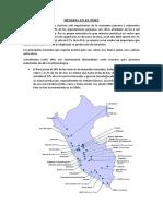 Mieria en El Peru