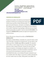 Herbalife Internacional Testimonio Personal Herbalife