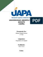 TAREA de Propedéutico de Español