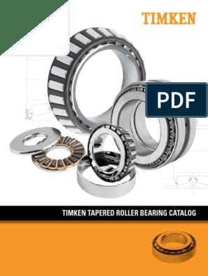 Timken 28990 Differential Bearing
