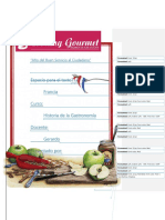 Gastronomía Francia