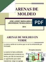 Arenas de Moldeo-2015.Jose Marulanda