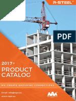 R Steel Catalog 2017