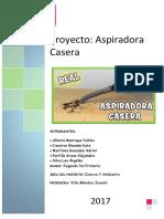 Monografia Aspiradora Casera