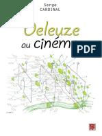 -Deleuze Au Cinéma _ Une Introduction à l'Empirisme Supérieur de l'Image-temps-Presses de l'Université Laval