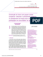 Construção Do Futuro Com Grupos Sociais Complexos_ Utilizando o Pen.
