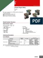 Omron-P2RF-08-E-datasheet