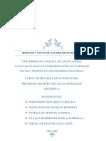 Benificios y Costos de La Globalización en El Perú