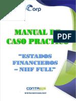2pcaso Practico-estados Financieros Niif Full