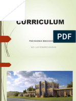 PSICOLOGIA EDUCATIVA 06 - Curriculum Educacional.pptx