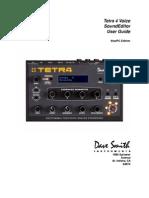 Tetra Editor Manual